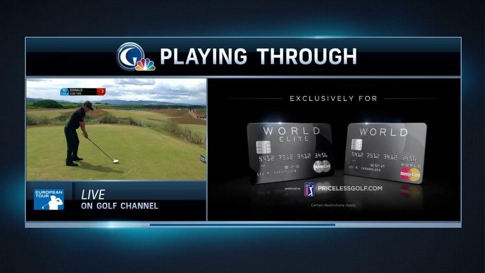 (Golf Channel)