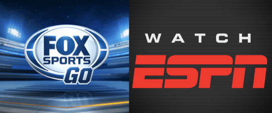 Watchespn Vs Fox Sports Go The Future Of Streaming Live Sports