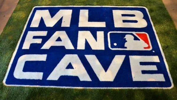 mlb fan cave technology social media