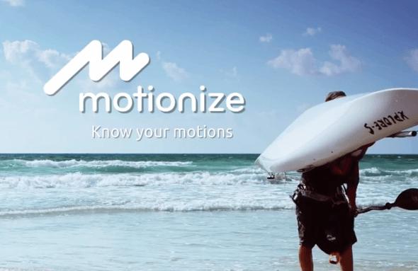 motionize kayak technology