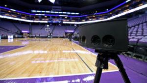 Intel True VR camera.